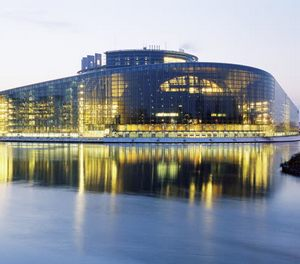 The European Parliament in Strasbourg: Copyright Communautés Européennes/European Parliament/Architecture Studio