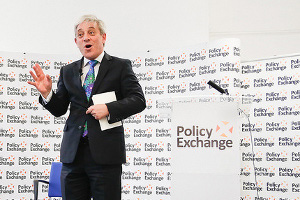 House of Commons Speaker John Bercow addresses this week's Policy Exchange event, by Paul Clarke http://paulclarke.com