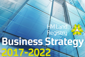 Land Registry Business Strategy report cover