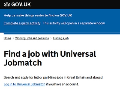 Jobmatch gov