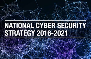 Cyber Security Strategy document cover