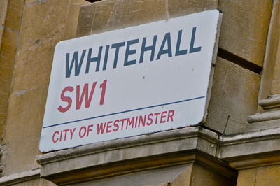 WhitehallSign