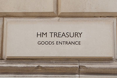 HM Treasury - License Copyright All rights reserved by paul_clarke