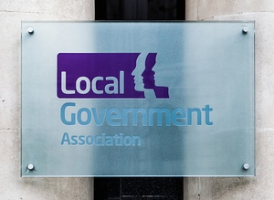 LGA logo by Paul Clarke