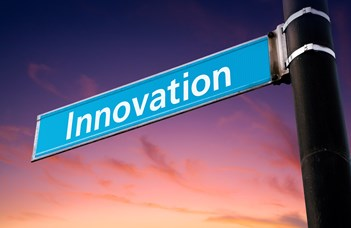 'Innovation' signpost