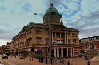 Hull City Hall by calflier001, CC BY-SA 2.0  via Wikimedia.jpg