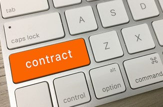 Contract key on keyboard by Mike Lawrence, CC BY 2.0 through flickr.jpg