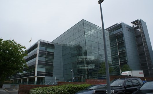 Endeavour House, Suffolk County Council