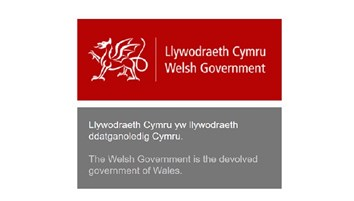 GOV.WALES home page screenshot