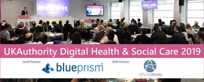 UKAuthority Digital Health & Social Care 2019