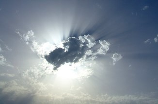 Cloud in sunlight by Sergio Russo CC BY 2.0.jpg