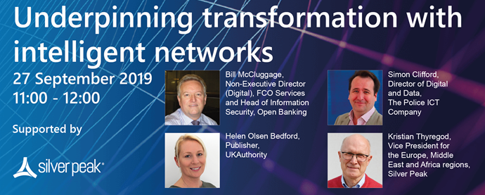 UKA Live Webcast - Underpinning transformation with intelligent networks