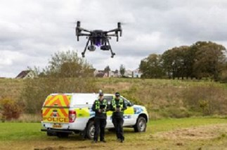 Police testing drone