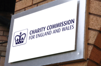 Charity Commission Sign GOV.UK