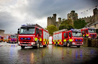 Fire Engines North Wales